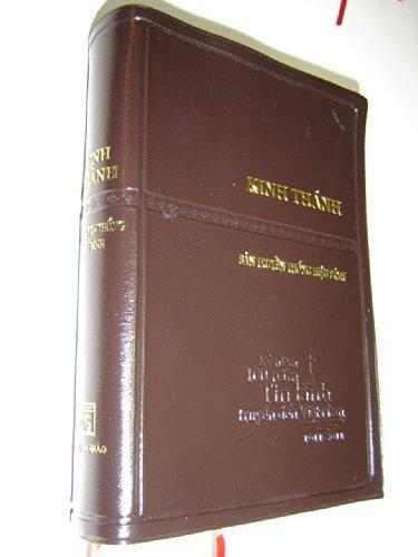 Vietnamese Language Holy Bible - Revised Version: United Bible Societies