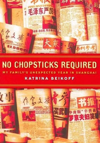 No Chopsticks Required: Beikoff, Katrina