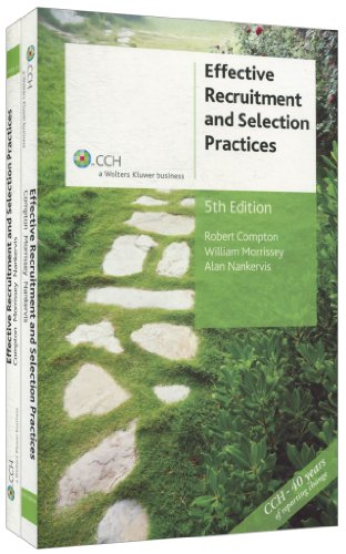 9781921485770: Effective Recruitment and Selection Practices 5th Edition(Chinese Edition)