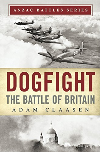 9781921497285: Dogfight: The Battle of Britain (Anzac Battles Series)