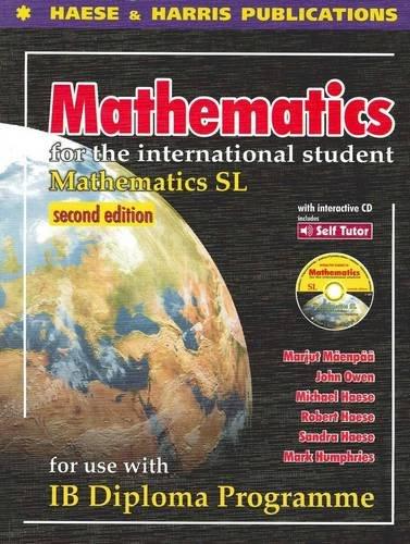 Mathematics for the International Student : Mathematics: Marjut M?enp??