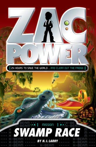 Swamp Race (Zac Power): Larry, H. I.
