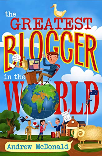 9781921502231: The Greatest Blogger in the World