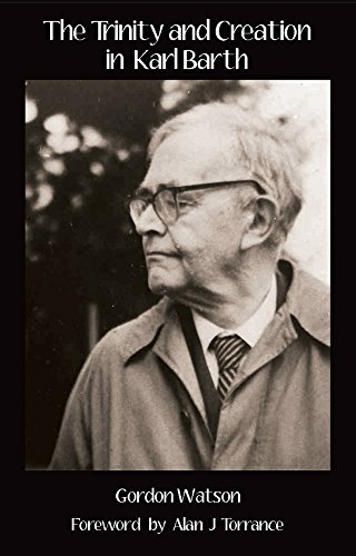 9781921511523: The Trinity and Creation in Karl Barth