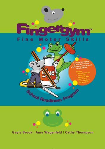 9781921513053: Fingergym Fine Motor Skills School Readiness Program (US Edition)