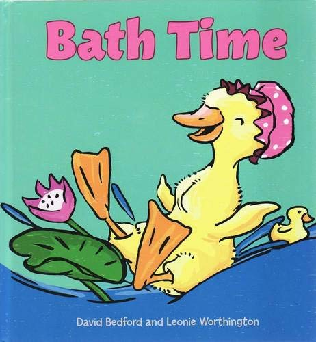 9781921541131: Bath Time (Lift-the-Flap Book)