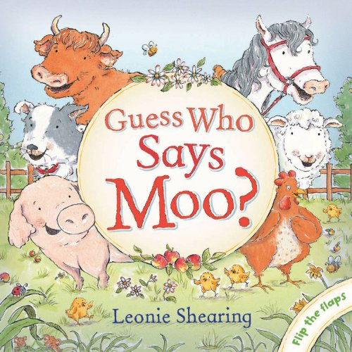 9781921541681: Guess Who Says Moo? (My Little Riddle Book)