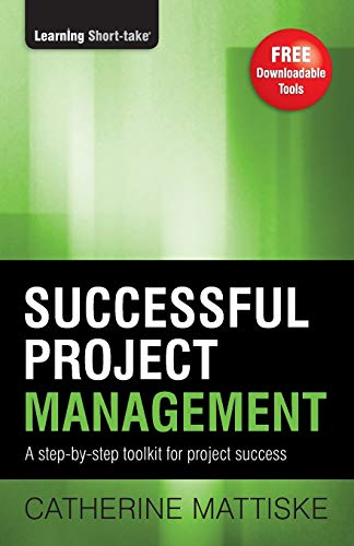 Successful Project Management: Catherine Mattiske