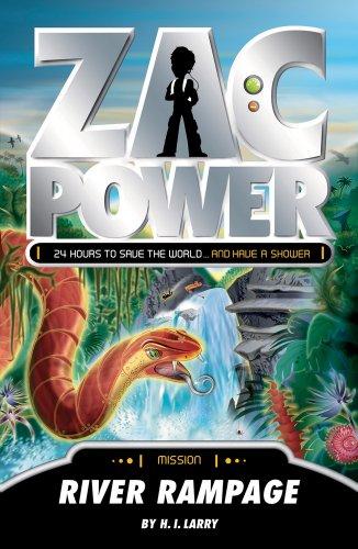 9781921564338: River Rampage (Zac Power)