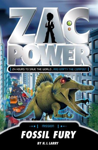 9781921564734: Fossil Fury (Zac Power)