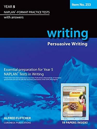 9781921565922: Writing Year 5 NAPLAN Format Practice Tests