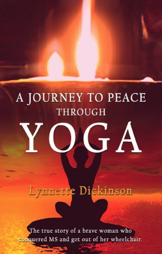 9781921596797: A Journey to Peace Through Yoga