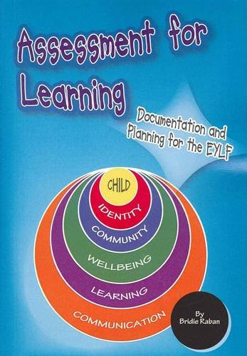 9781921613449: Assessment for Learning in the Early Years Learning Framework