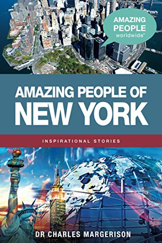 9781921629402: Amazing People of New York: Inspirational Stories
