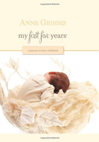 9781921652196: My First Five Years: A Journal of Early Childhood: Pure Nest cover