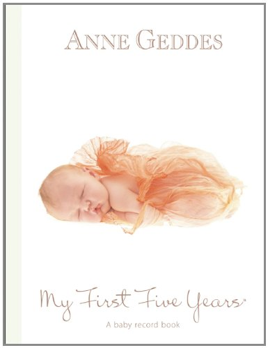 9781921652370: My First Five Years: A Baby Record Book: Beginnnings