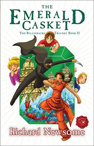 9781921656453: Emerald Casket, The: The Billionaire's Curse Trilogy Book II