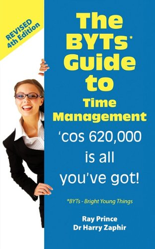9781921681448: The BYTs* Guide to Time Management