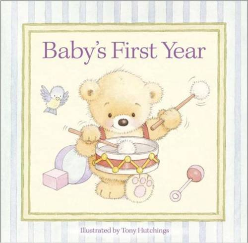 Babys First Year: Tony Hutchings