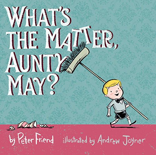 9781921714535: What's the Matter, Aunty May?