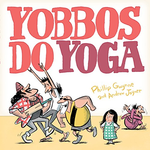 9781921714832: Yobbos Do Yoga