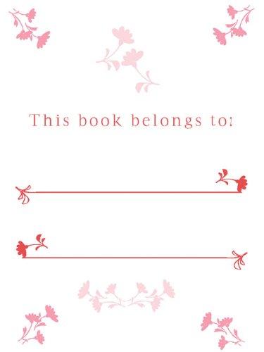 9781921740763: Pink Daisy Bookplates