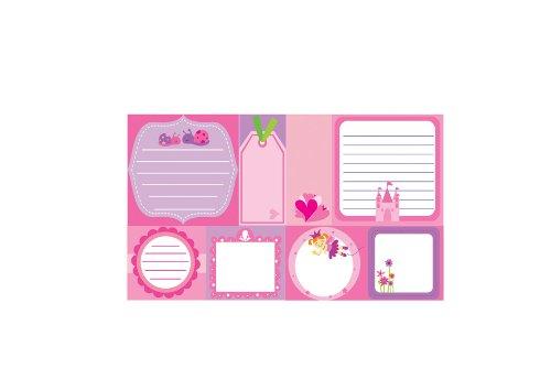 9781921740848: Fairy Garden Stick Notes (Spank Stationery)