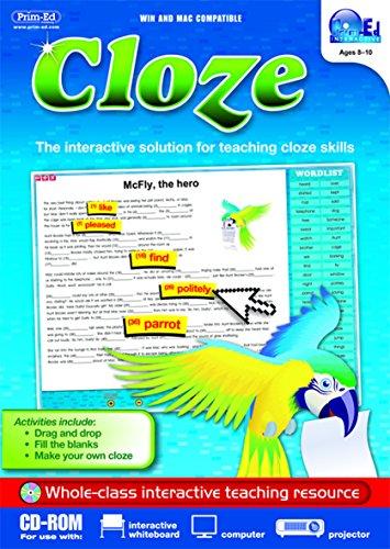 CLOZE INTERACTIVE CD: RIC Publications
