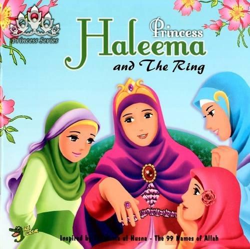 9781921772115: Princess Haleema and the Ring (Princess Series)