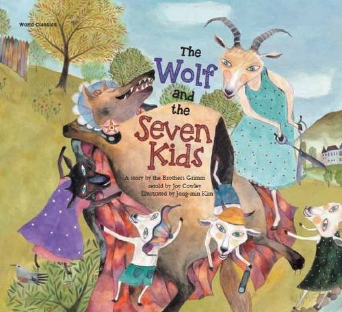 9781921790058: The Wolf and the Seven Kids (World Classics)