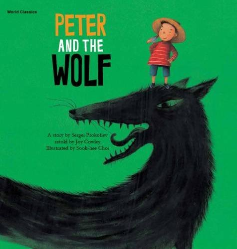 9781921790553: Peter and the Wolf (World Classics)