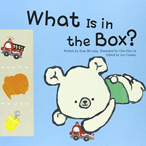 What is in the Box?: Colours (First Step - Math): Eom, Mi-Rang