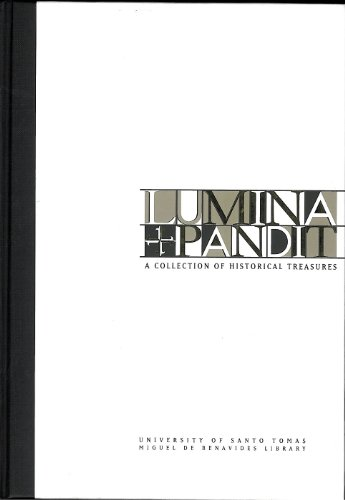 Lumina Pandit: a Collection of Historical Treasure: Spreading the Light (Paperback)