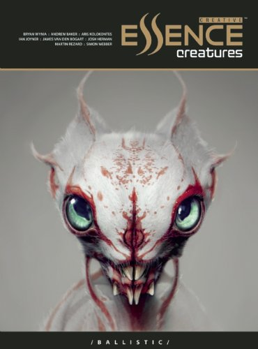 9781921828997: Creative Essence: Creatures