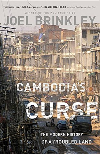 9781921870231: Cambodia's Curse: The Modern History of a Troubled Land