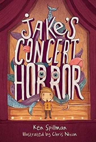 9781921888755: Jake's Concert Horror