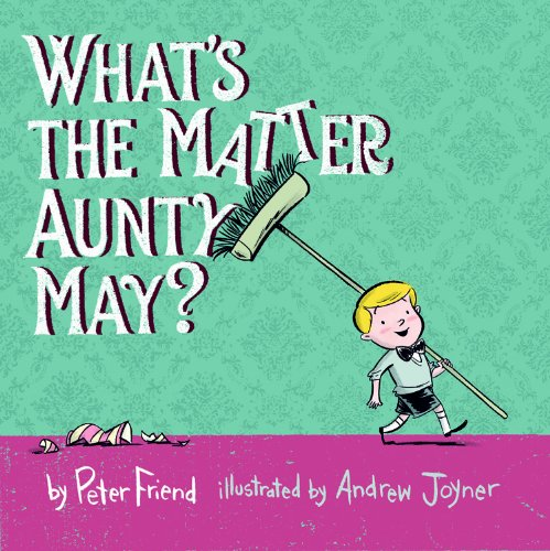 9781921894121: What's the Matter, Aunty May?