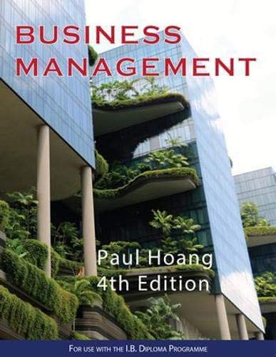 9781921917905: Business Management 4th Edition