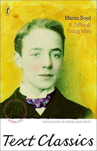 9781921922121: Difficult Young Man, A (Text Classics)
