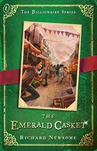 9781921922763: Emerald Casket, The: The Billionaire's Curse Trilogy Book Ii