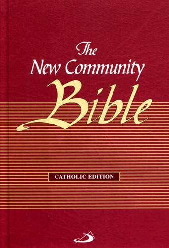 9781921963148: New Community Bible: Standard Edition