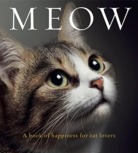 9781921966576: Meow: A book of happiness for cat lovers