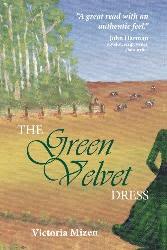 The Green Velvet Dress: Ms Victoria Mizen