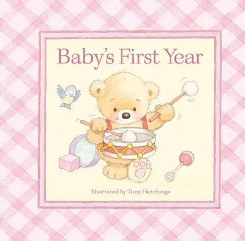9781921969515: Baby's First Year (Baby Record Book)