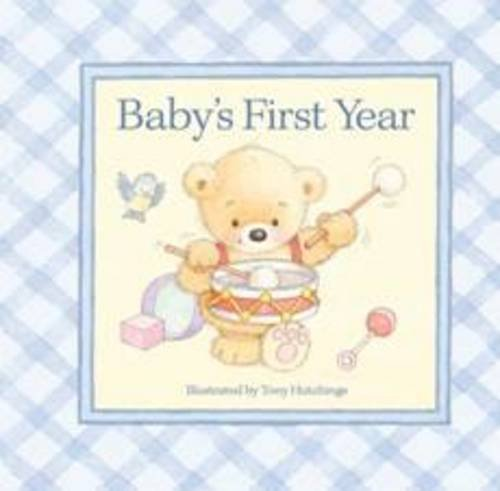 9781921969522: Baby's First Year (Baby Record Book)