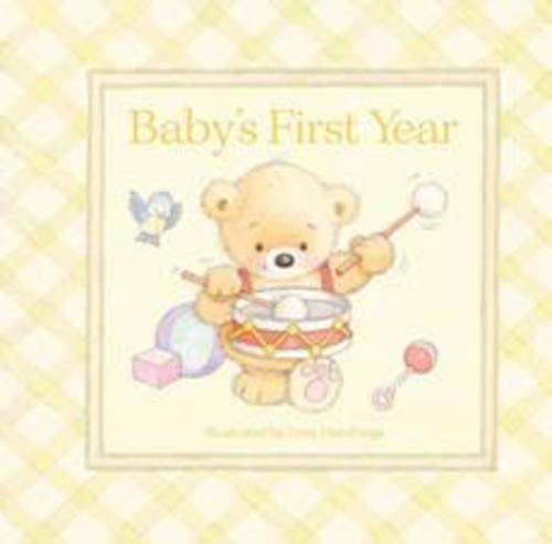 9781921969539: Baby's First Year (Baby Record Book)
