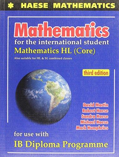 9781921972119: Mathematics hl core + cd