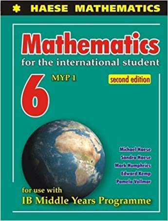 9781921972430: MATHEMATICS FOR THE INTERNATIONAL STUDENT 6 (MYP 1), 2ND