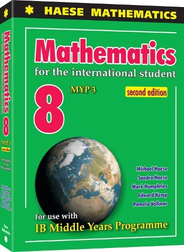 9781921972478: Mathematics for the International Student 8 (MYP 3) 2nd edition