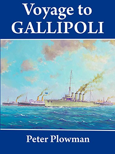 9781922013538: Voyage to Gallipoli